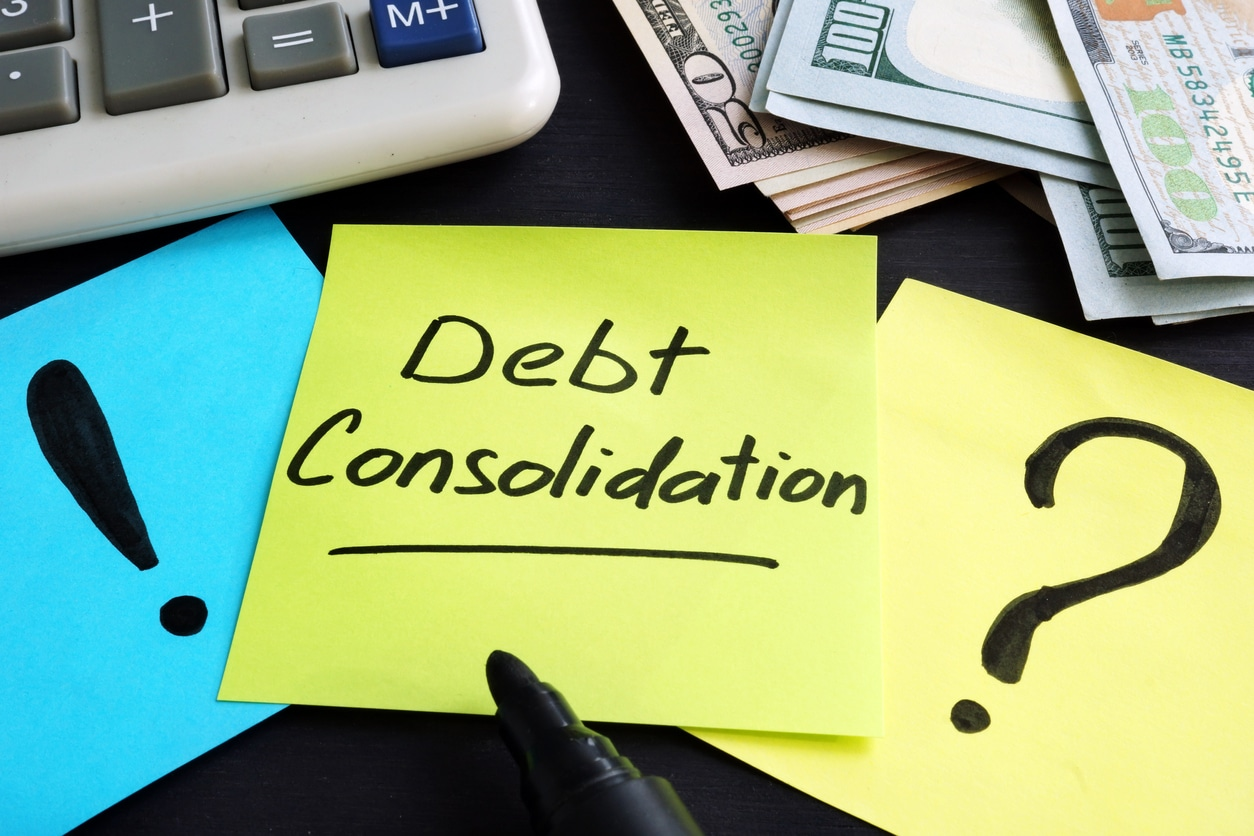 How to Use a Debt Consolidation Calculator
