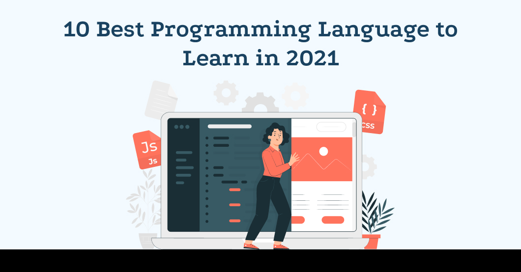 10 Best Programming Language to learn in 2021
