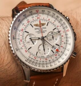 Most Elegant and Unique Watches From Breitling