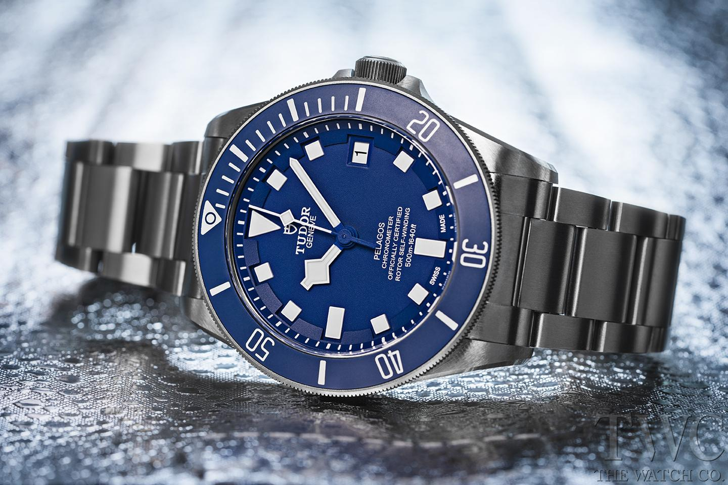 Watch to Match: Top Tudor's Collection of Elegant Timepieces to Check Out