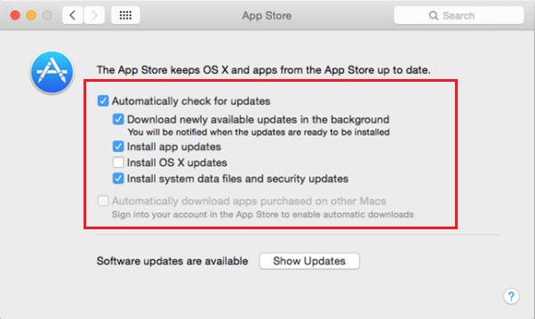 Keep Your OS X2