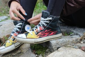 5 models of women's sneakers for summer
