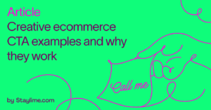 Creative ecommerce CTA examples and why they work