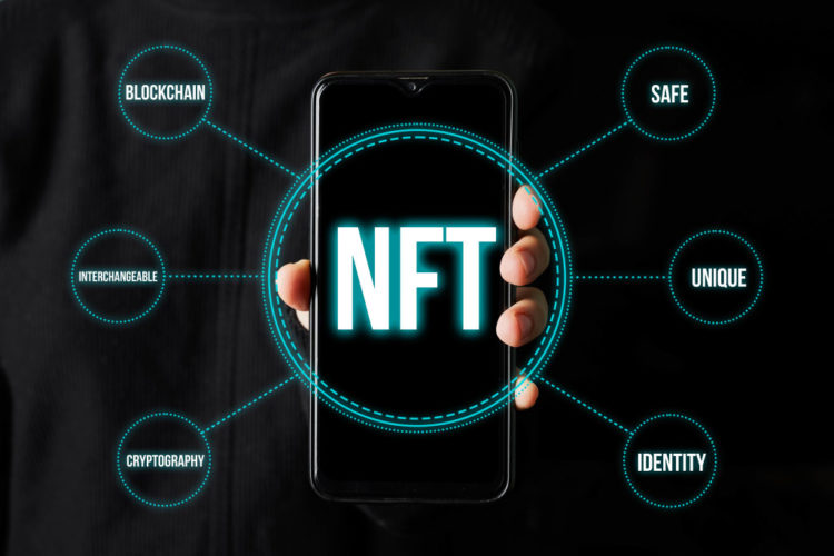 Process of NFT Marketplace development